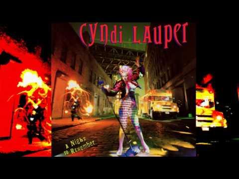 "Cyndi Lauper "" A Night To Remember "" Full Album HD"