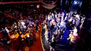 Dancing with the Stars At Sea - Guest Competition | Holland America Line