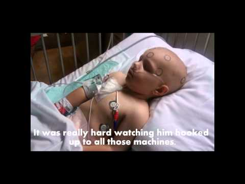 """""""The Faith"""" (Addison's Song) By Bobby Billings-MUST SEE Video About A 2 Yr Old Who Beat Cancer"""