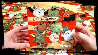 Unboxing Monster Obst & Gemüse Sammelspaß für alle Nachbarn. Unpacking - bekommen wir alle?
