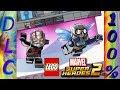 LEGO Marvel Super Héros 2 DLC 100% L'Escapade De  tête d'½uf