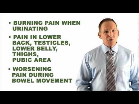 Pankreatitis und Prostata