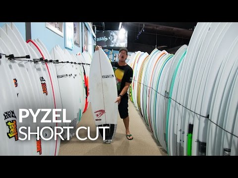 Pyzel Short Cut Surfboard Review