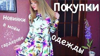 ПОКУПКИ ОДЕЖДЫ: SheIn, H&M, ARNY PRAHT/ Модная джинсовка, красивое платье, блузки и футболки...