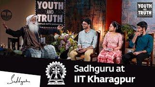 Sadhguru at IIT Kharagpur – Youth and Truth [Full Talk]