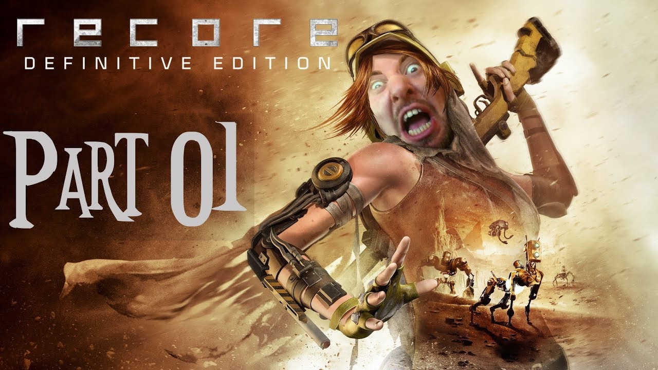 ReCore Definitive Edition – Part 01