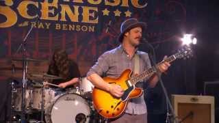 """The Thieving Birds perform """"Black Canyon Boom"""" on The Texas Music Scene"""