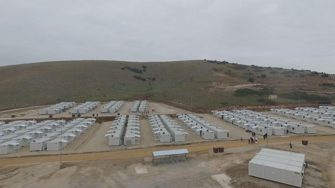 Εγκαίνια της δομής φιλοξενίας προσφύγων στο Κουτσόχερο
