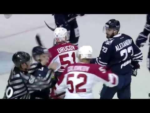Samvel Mnatsyan vs. Alexei Semenov