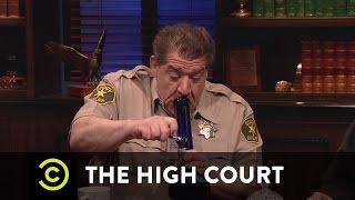 The High Court - When a Werewolf Borrows Your Truck