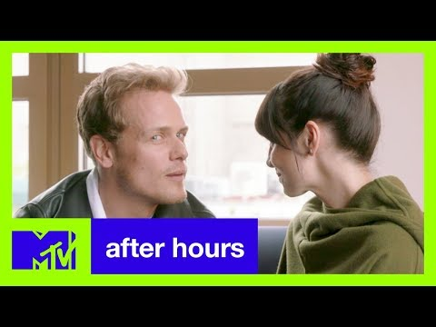 'Outlander' Bloopers w/ Sam Heughan & Caitriona Balfe | After Hours | MTV