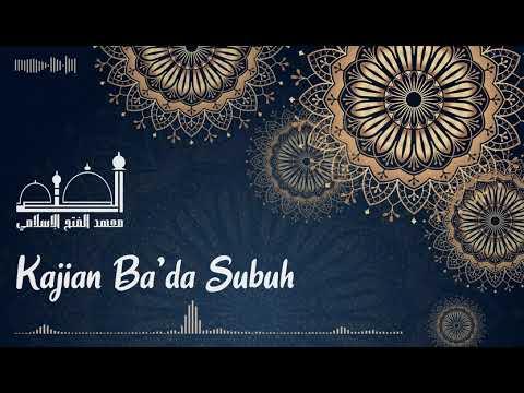 2019 08 20 GHIBAH! Pemecah persaudaraan antar sesama Muslim