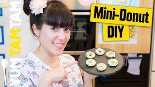 Mini-Donuts // aus dem Donut-Maker // #yumtamtam