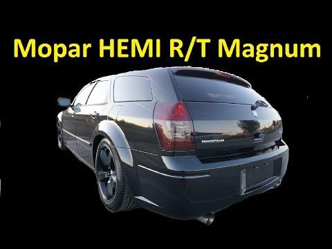 MOPAR Wagon Dodge Magnum R/T SRT8 Wheels ~ Fast Loud Clean V8