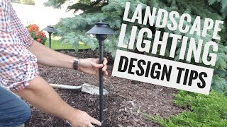 Low Voltage Landscape Lighting - Design, Installation, DIY Kits