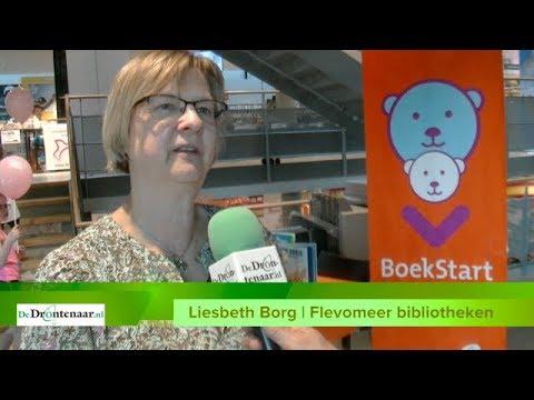 VIDEO   Bibliotheek presenteert boekenproject voor baby's tijdens Babybeurs