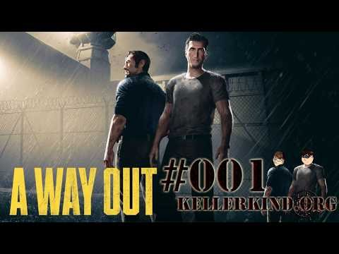 A Way Out #1 – Einen Weg nach draussen ★ Let's Play Together A Way Out [HD|60FPS|Co-Op]