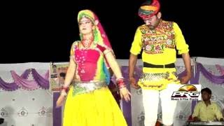 Rajasthani DJ Song 2016 - Gano Laga Re | Mangal Singh Live | Nagori Stage Dance | FULL Video