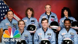 Challenger Disaster Video