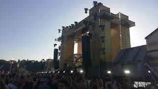 Sunrise Festival 2019 Meduza - Piece Of Your Heart (ft. Goodboys)(Hard Driver Remix)
