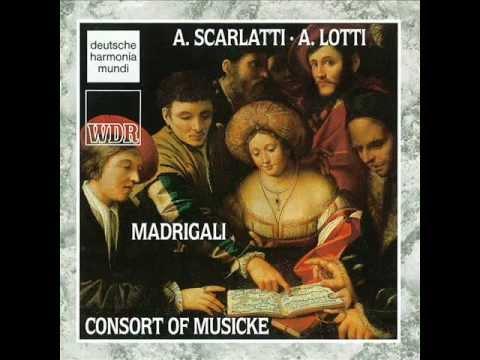 Lotti - La Vita Caduca (In una siepe ombrosa)