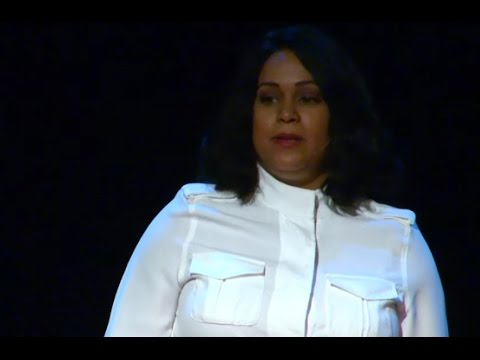 Battered Not Broken: The journey of redemption after abuse Marica Phipps  by TEDxYearlingRoad