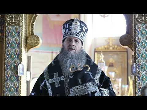 Слово митрополита Даниила в день прп. Мари́и Египетской