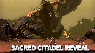 Sacred Citadel video