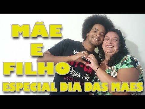 TAG MÃE E FILHO ESPECIAL DIA DAS MÃES