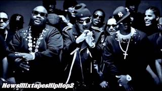 French Montana Ft Diddy, Rick Ross & Snoop Dogg   Aint Worried About Nothin Remix)
