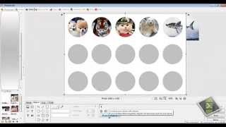 How To DIY Different Images Pictures Bottle Cap Tutorial Photoscape