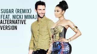 Maroon 5 - Sugar (Remix) [ALTERNATIVE VERSION] ft. Nicki Minaj