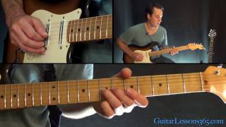 Kings Of Leon - Waste A Moment Guitar Lesson