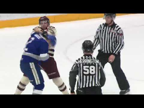 Doug Blaisdell vs. Cole Fraser