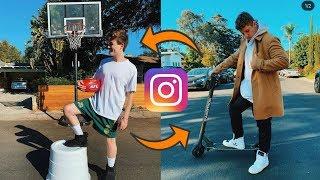 Best Friends Switch Instagrams For A Week