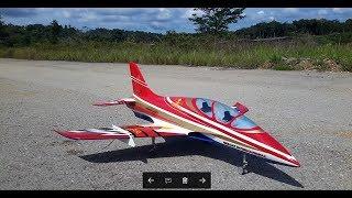 SebArt Avanti XS Jet - turbine