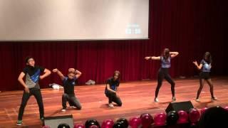 MSU So You Think You Got Talent 2014 - BLITZ (Champion)