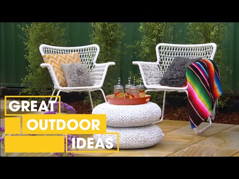 DIY: Amazing recycled garden makeover – Adam shows you how