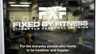 Fixed by Fitness personal training video