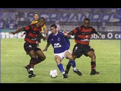 Cruzeiro 2 x 0 Flamengo - Campeonato Brasileiro 2003