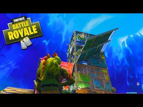 BANANA TALK! - Fortnite Battle Royale with The Crew!