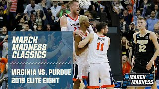 Virginia v. Purdue: 2019 NCAA tournament OT classic (FULL BROADCAST)