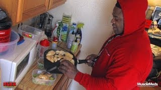 """Kai Greene: A Day in the Life"" Part 1/3"