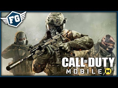 COD ZDARMA - Call of Duty: Mobile