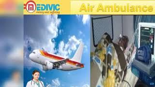 Air Ambulance Service in Bokaro and Allahabad by Medivic Aviation