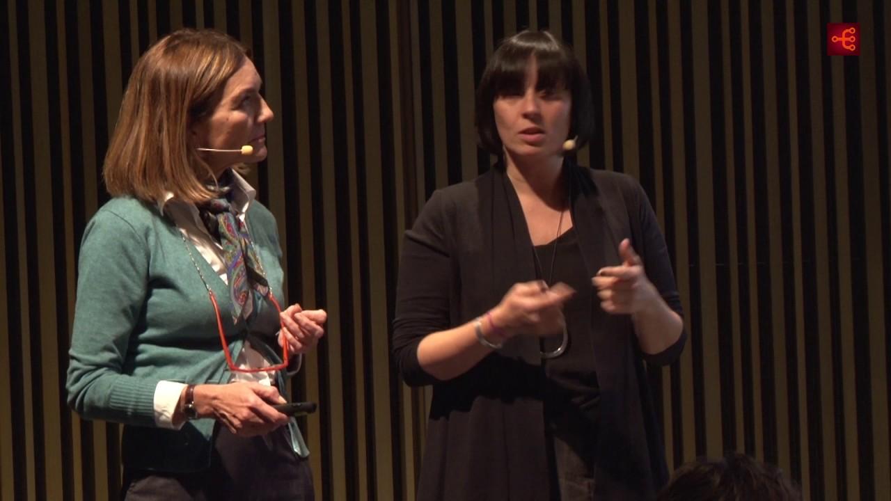 Bea Rosal i Adelina Casanova – #Escoltem el pati, redisseny i transformació d'un pati cobert