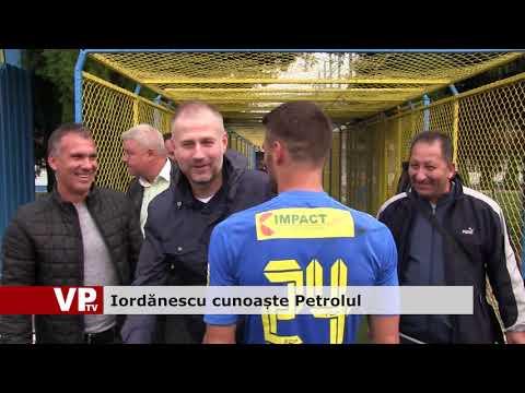 Iordănescu cunoaște Petrolul
