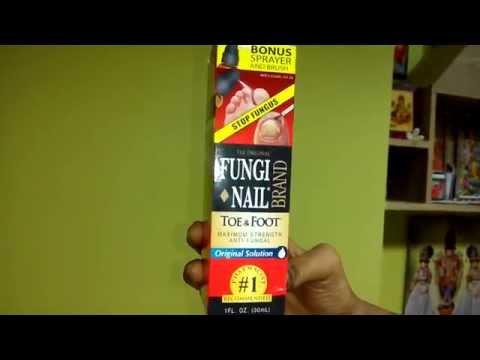 Mabisang panlunas kuko halamang-singaw