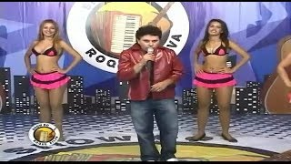 Marcos Sabino No Show Do Roque Silva Na Tv