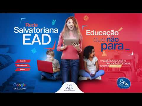 Tutorial - Plataforma Rede Salvatoriana EAD